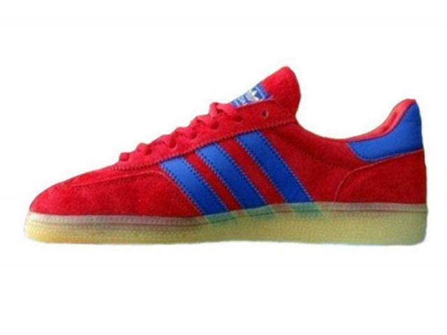 e2cc5599 Мужские кроссовки Adidas Spezial Original Red, адидас: продажа, цена ...