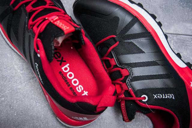 Кроссовки мужские в стиле Adidas Terrex Boost, черные (11663),   41 44.  Смотреть ... c53efd25058