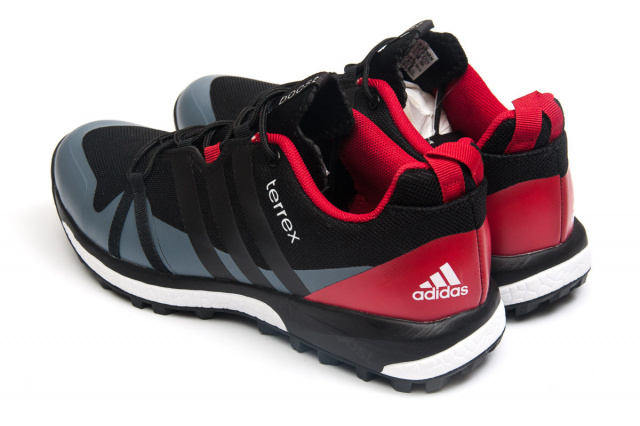 Кроссовки мужские в стиле Adidas Terrex Boost, серые (11664),   41 43.  Смотреть ... 0ae28524094