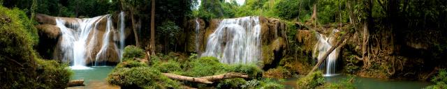 Скинали «Лесной водопад»