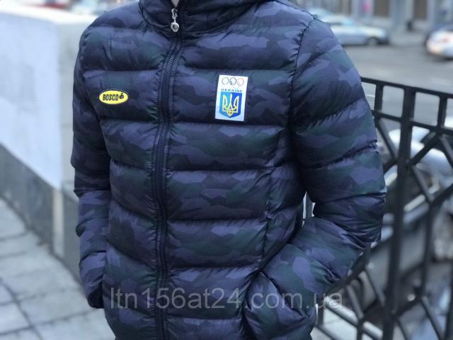 6c8809e9 Зимние куртки Bosco Sport Украина камуфляж (2019): продажа, цена в ...